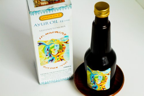 Ayurveda Hair Oil (Neelayadi Thailaya)