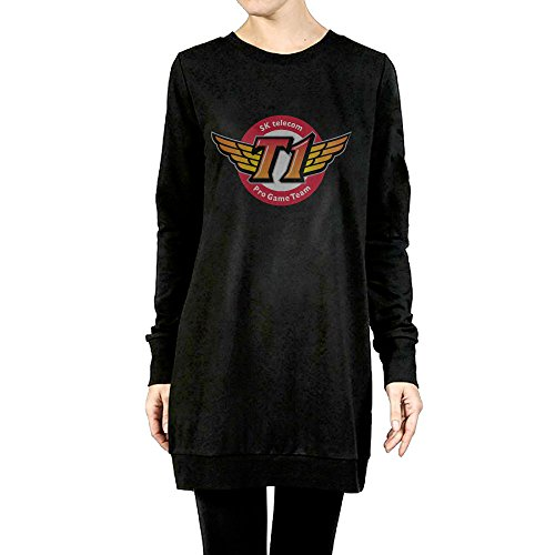 yianen-womens-skt-sk-telecom-t1-long-sleeve-hooded-sweatshirt