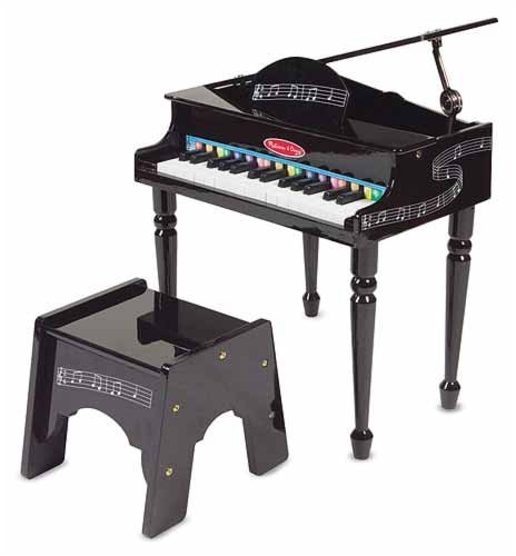 Learn to Play Child's Grand Toy Piano