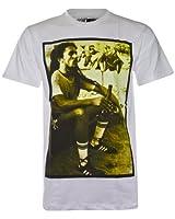 Bob Marley Soccer 77 New with Tag T-Shirt (DR487)