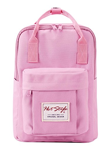 4e5ef1bfeea9 HotStyle Cute Mini Backpack Diaper Bag Small Travel Handbag - Pink - My  Best Backpack