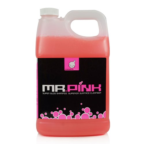 Chemical Guys - Mr. Pink Super Suds Car Wash Soap And Shampoo (1 Gal) front-435042