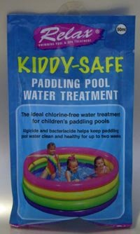 Kiddy-Safe Paddling Pool Water Treatment