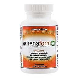 AdrenaForm Adrenal Fatigue Support Supplement