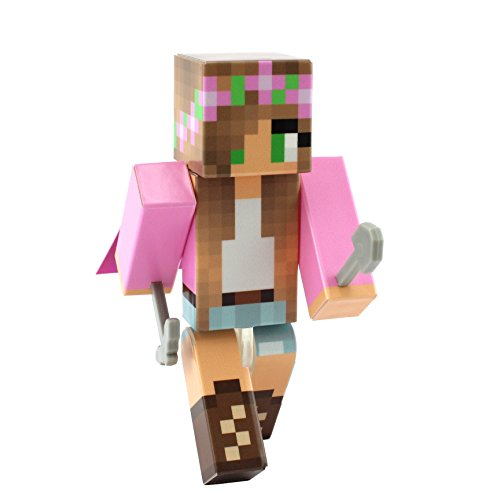 Kelly-4-Action-Figure-Toy-Plastic-Craft-by-EnderToys-Not-an-official-Minecraft-product