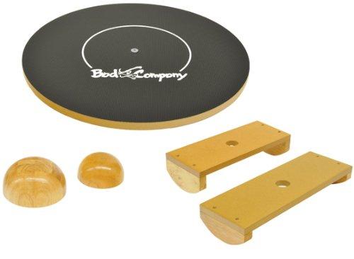 denmark deluxe balance board set 45cm aus holz mdf in. Black Bedroom Furniture Sets. Home Design Ideas