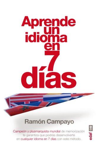 APRENDE UN IDIOMA EN SIETE DÍAS (Best Book)