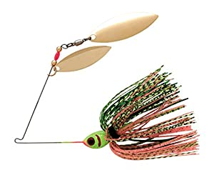 Double Willow Blade fishing bait