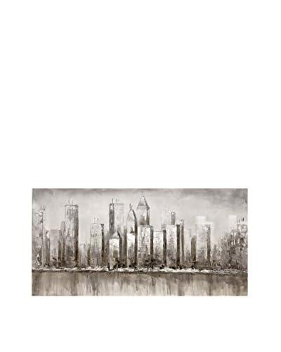 Vertuu Skyline Acrylic on Canvas