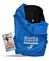 Gate Check Pro Car Seat Travel Bag - Infant Toddler - All-in-one Convertible