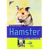 """Hamster: Mit Heinz Sielmann Hamster erleben, verstehen, besch�ftigenvon """"Heinz Sielmann"""""""