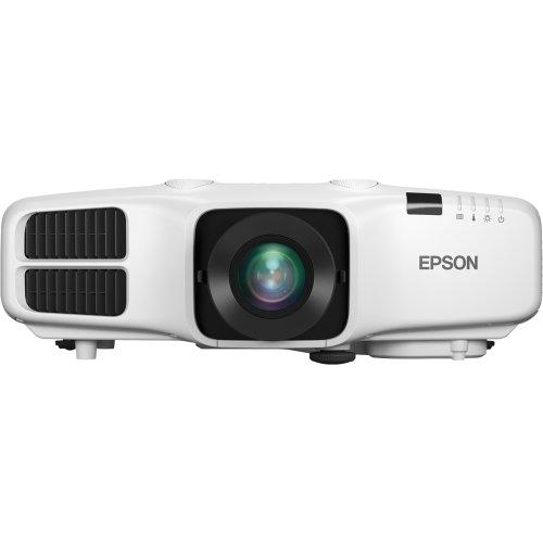 "Epson Corporation - Epson Powerlite 4650 Lcd Projector - 720P - Hdtv - 4:3 - F/1.5 - 2.14 - Secam, Ntsc, Pal - 1024 X 768 - Xga - 5,000:1 - 5200 Lm - Displayport - Hdmi - Usb - Vga In - Fast Ethernet - 409 W - 2 Year Warranty ""Product Category: Video Elec"