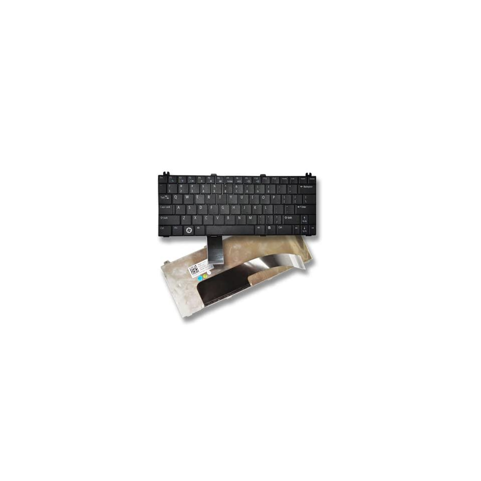NEW Black Keyboard for Dell Inspiron Mini 12 V091302AS1 Netbook