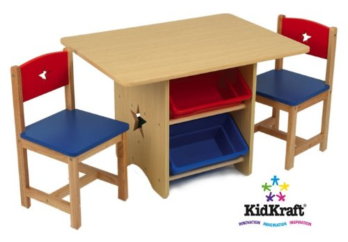 Kidkraft Star Table