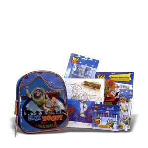 Get Well Gift Sets- Disney Toy Story Gift Basket for Birthday Presents and Get Well Gifts for Boys