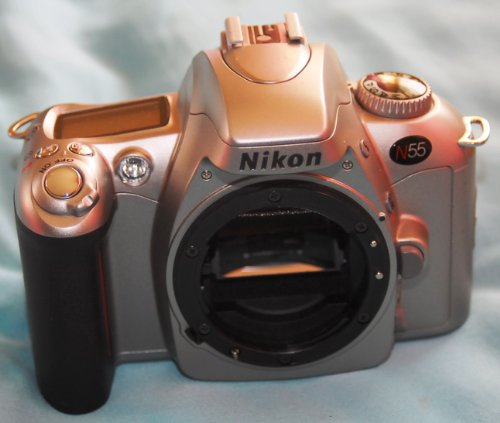Nikon discount duty free Nikon N55 Camera (body only)