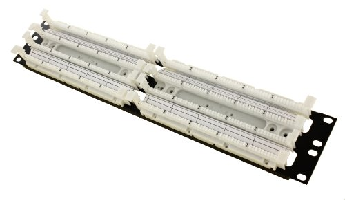 Leviton 41Dr2-200 Gigamax 5E 110-Style Wiring Block, Rack Mount, Cat 5E, 200-Pair