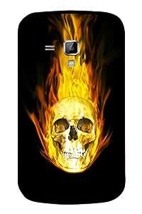 SLR Designer Back Case For Samsung Galaxy S Duos 2 ( S7582 )