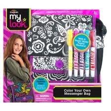 My Look Color Your Own Weekender Bag - 1