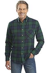 Woolrich Men's Pine Creek Flannel Shirt