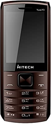 Hitech Yuva Y3 (Coffee)