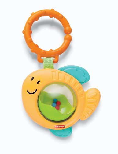 Fisher-Price Discover n' Grow Spinner, Fish (Discontinued by Manufacturer)