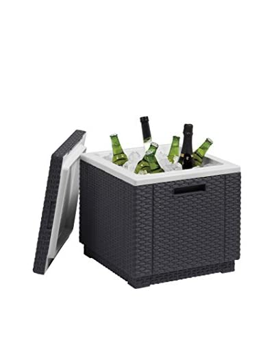 Suntime Ice Cube Cooler, Graphite