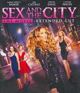 WARNER SEX AND THE CITY:MOVIE - Blu-Ray Movie - 1000122403