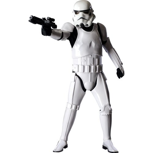 Rubies Costumes Mens Stormtrooper Supreme Edition Adult Costume