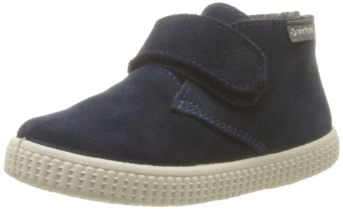 Victoria  Safari Serraje Velcro,  Sneaker unisex bambino, Blu (Bleu (Marino)), 29