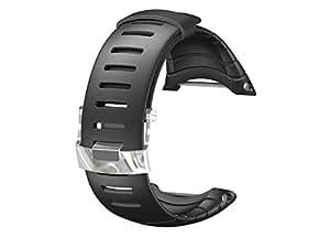 Suunto Core Light Elastomer Watch Strap - Black