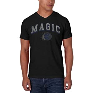 NBA Orlando Magic JV Scrum Tee, Jet Black by