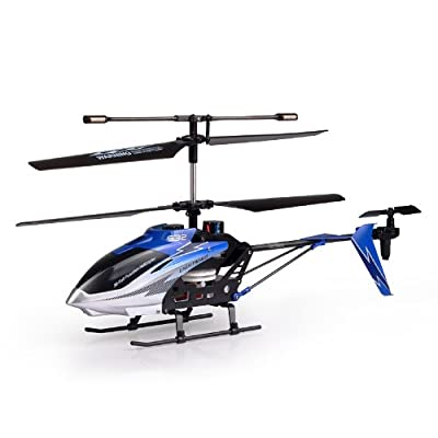 Syma S32 Lightning 3 Channel 2.4Ghz RC Helicopter with Gyro (Color Vary) from Venom Group International