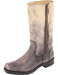 FRYE Women's Heath Outside Zip Boot