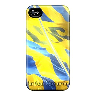 Hard Plastic Iphone 4/4s Case Back Cover,hot Asd Blog De Im Genes Rosario Central Case At Perfect Diy