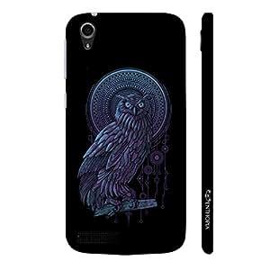 Enthopia Designer Hardshell Case Holy Owl Back Cover for Lenovo A3900