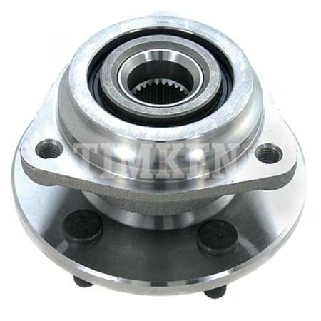 For Ford F-Series Super Duty 4WD 99-04 Front Wheel Bearing /& Hub Assy Timken