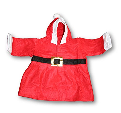 Toddler One Piece Christmas Suit (Girls)