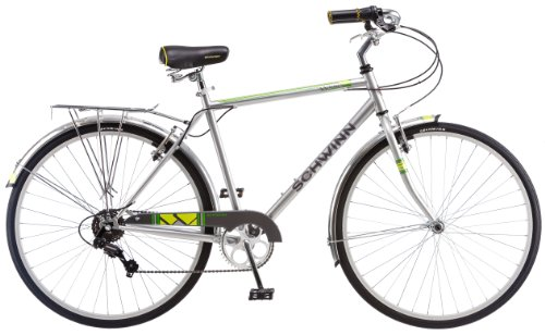 Lowest Prices! Schwinn Men's Wayfarer 700c Bicycle, Silver