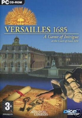 Versailles 1685 - A Game of Intrigue at the Court of Louis XIV