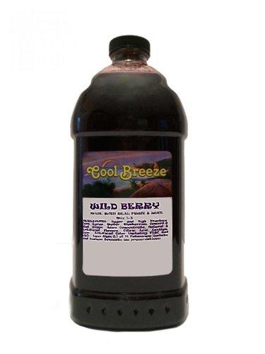 Wild Berry Frozen Drink Machine Granita Slush Mix