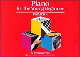 WP230 - Piano for the Young Beginner - Primer A: James