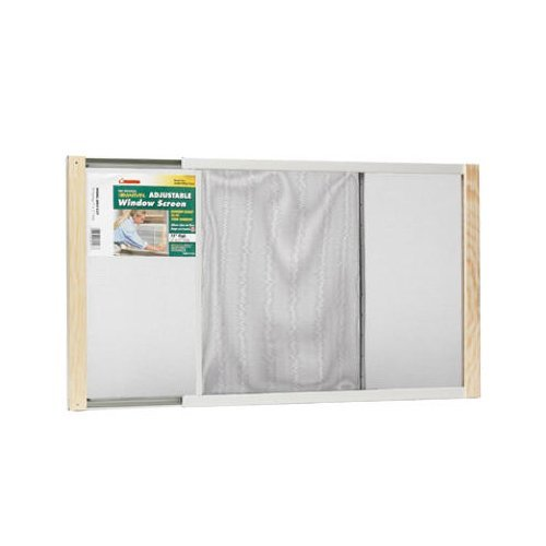 Frost king wb marvin aws1537 adjustable window screen for Marvin screens