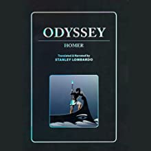 Odyssey (       UNABRIDGED) by  Homer, Susan Sarandon, Stanley Lombardo Narrated by Stanley Lombardo, Susan Sarandon