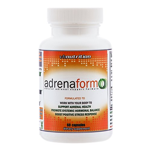 Adrenal gland support supplements