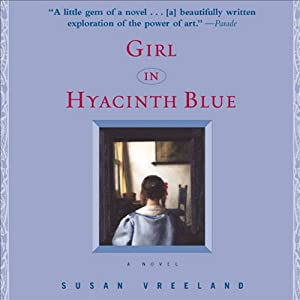 Girl in Hyacinth Blue | [Susan Vreeland]