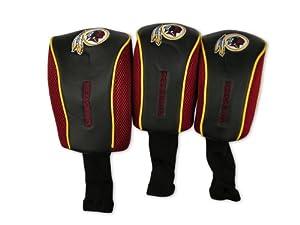 Washington Redskins NFL Tri Pack Mesh Headcover Set