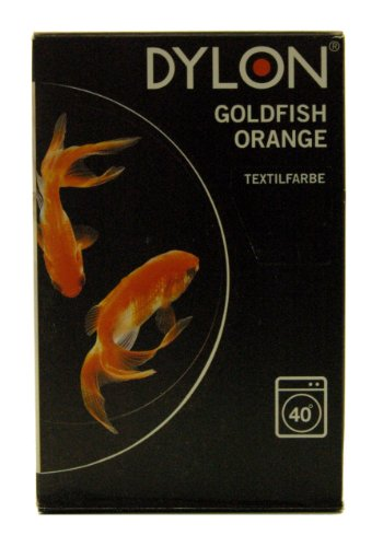 Dylon 200g Machine Fabric Dye Goldfish Orange Reviews