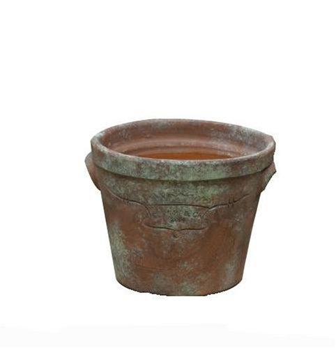 Greenhouse Collection Large Peabody Pots (Set of 4)