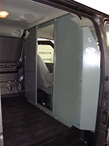 Amazon Com Van Safety Partition Bulkhead Opening In The